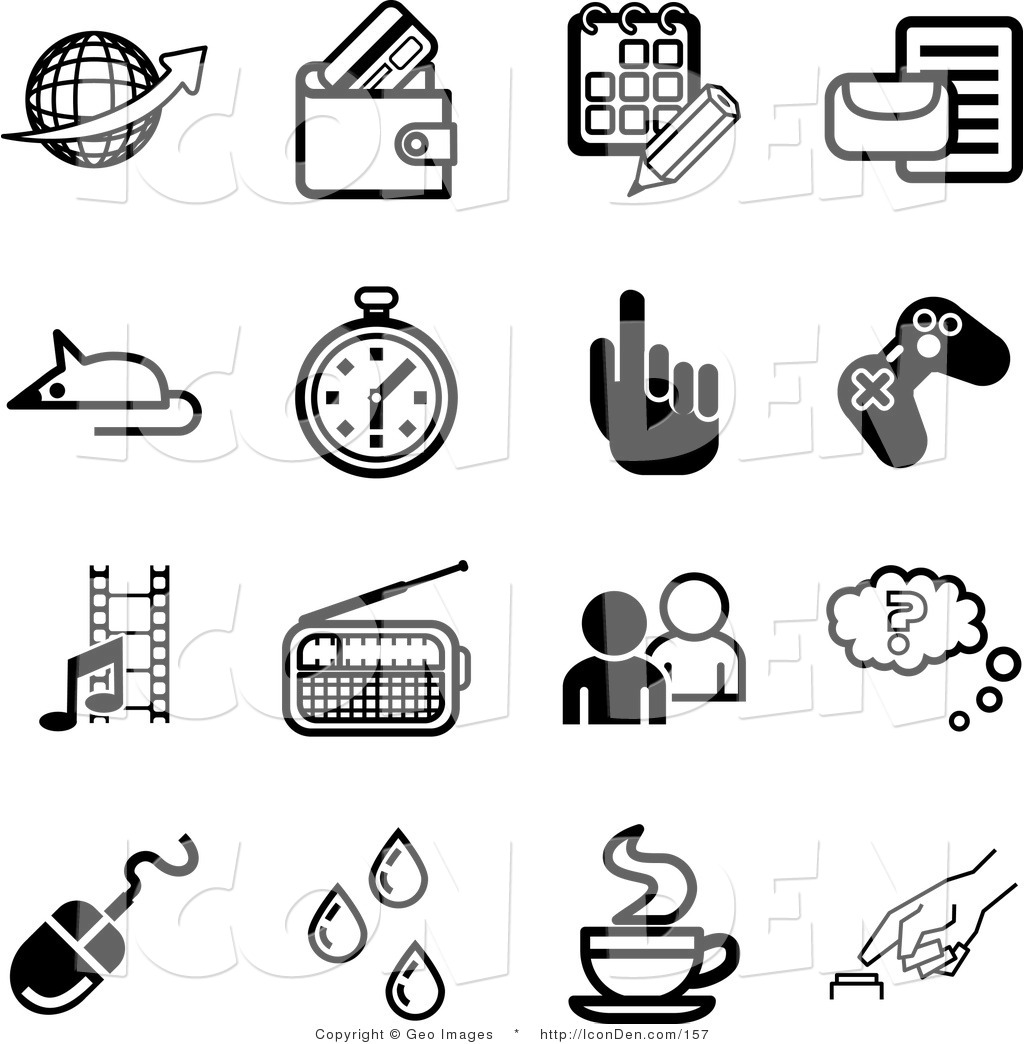 clipart icon collection - photo #24